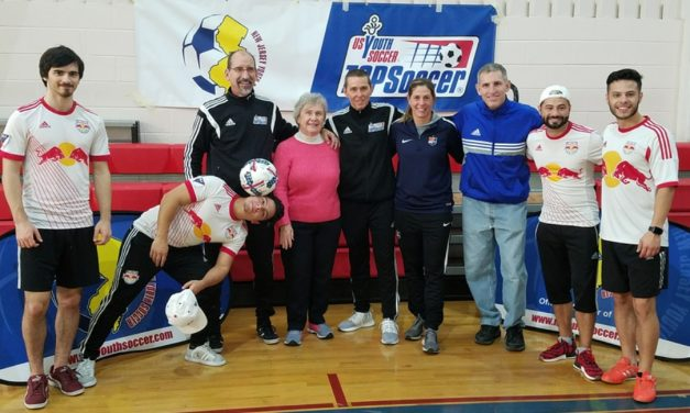 FOR A GOOD CAUSE: NJ Youth Soccer, West Orange SC host TOPSoccer Jamboree