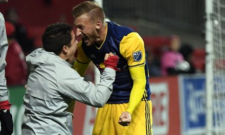 BRAYAN'S SONG: Moya's PK spoils Red Bulls' quest for win in 1-1 tie with Olimpia in CCL opener