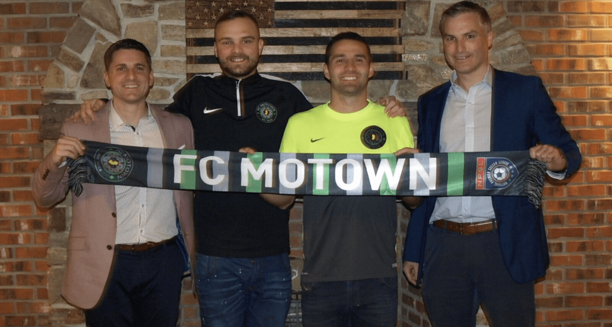IT'S OFFICIAL: Dilly Duka signs with FC Motown