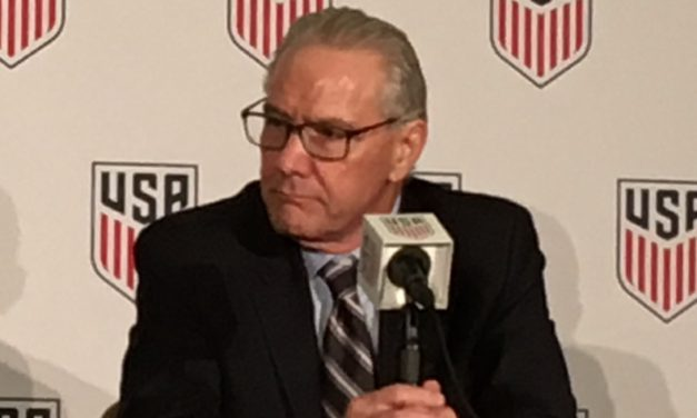 END OF AN ERA: Flynn to step down as U.S. Soccer secretary general, CEO Sept. 16