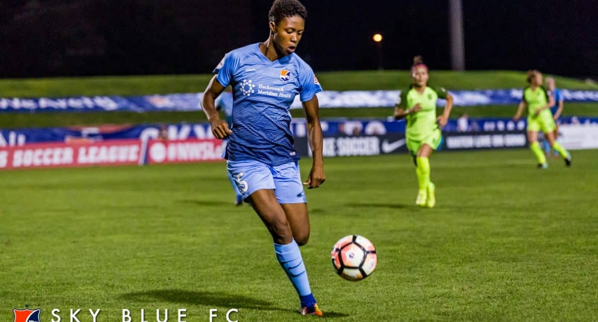 ACADEMICS BEFORE ATHLETICS: Hayes to sit out Sky Blue FC season to pursue master's degree