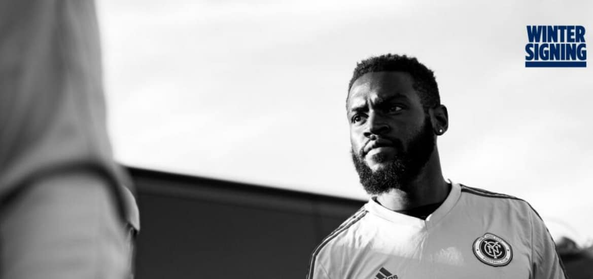 DEFENSIVE DEPTH: New York City FC adds USL defender of the year Ibeagha
