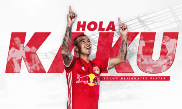 KAKU'S BACKGROUND: Video explores Gamarra's history, hopes with Red Bulls