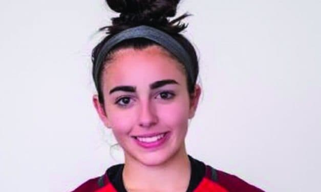 PRACTICING WITH PORTUGAL: Yorktown Heights' Lage trains with girls U-16 national team