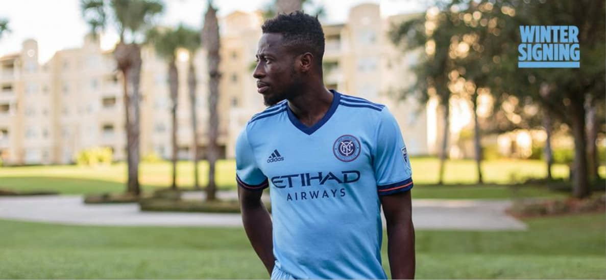 LOAN ARRANGER: Ofori returns to NYCFC on loan again