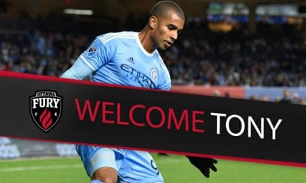 A TAYLOR-MADE SIGNING: Ex-NYCFC forward joins Ottawa Fury FC