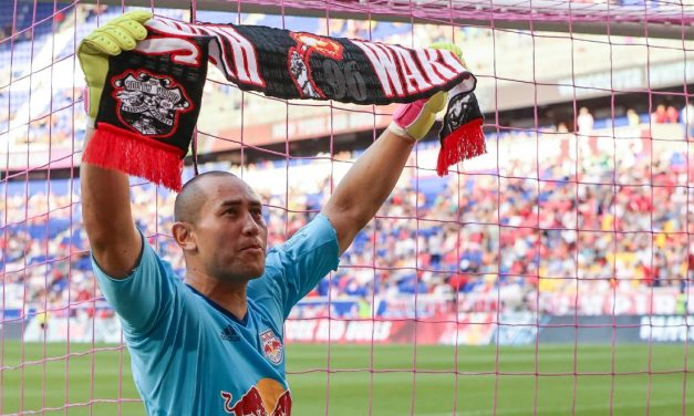 CALL HIM CAPTAIN LUIS: Robles named Red Bulls skipper