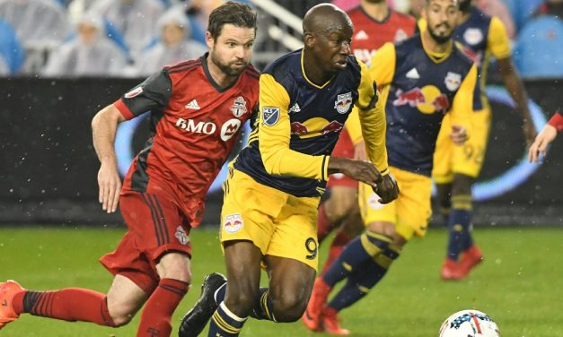 A TYING EXPERIENCE: Red Bulls draw with KC, allowing late goal in final match before CCL