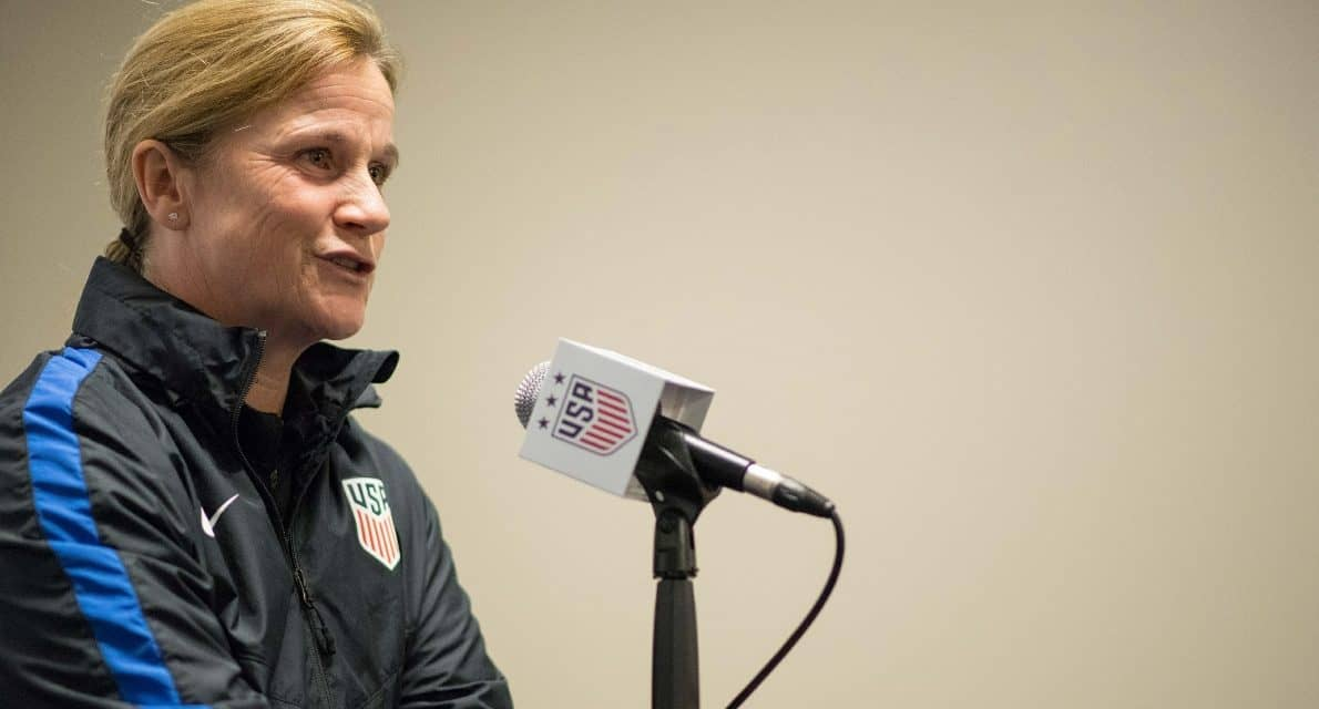 AND SO IT BEGINS: Ellis: 2018 will be about building relationships on the field while looking toward WWC qualifying
