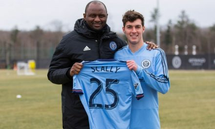 HE'S GOOD ENOUGH: NYCFC'S Scally, 15, becomes 2nd youngest signing in MLS history