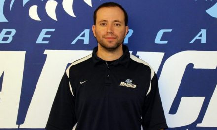 PROMOTED: Kamenshchik named Baruch men's head coach