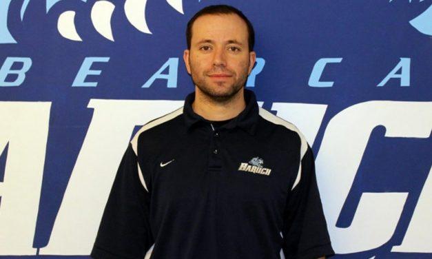 PROMOTED: Kamenshchik named Baruch men's head coach
