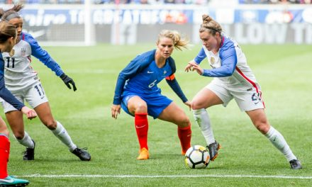 GOING TO THE LAND DOWN UNDER: Sky Blue's McCaskill, Stott to play in Australia in NWSL offseason
