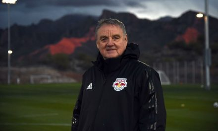 STEPPING DOWN: Montgomery leaves Red Bulls Academy program