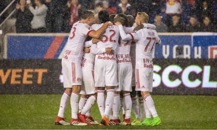 QUICK TURNAROUND: Red Bulls have only four days to prepare for Tijuana
