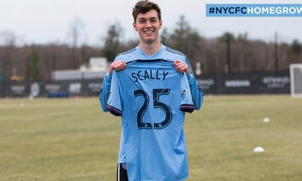 NOT YOUR ORDINARY JOE: Scally talks about signing with NYCFC