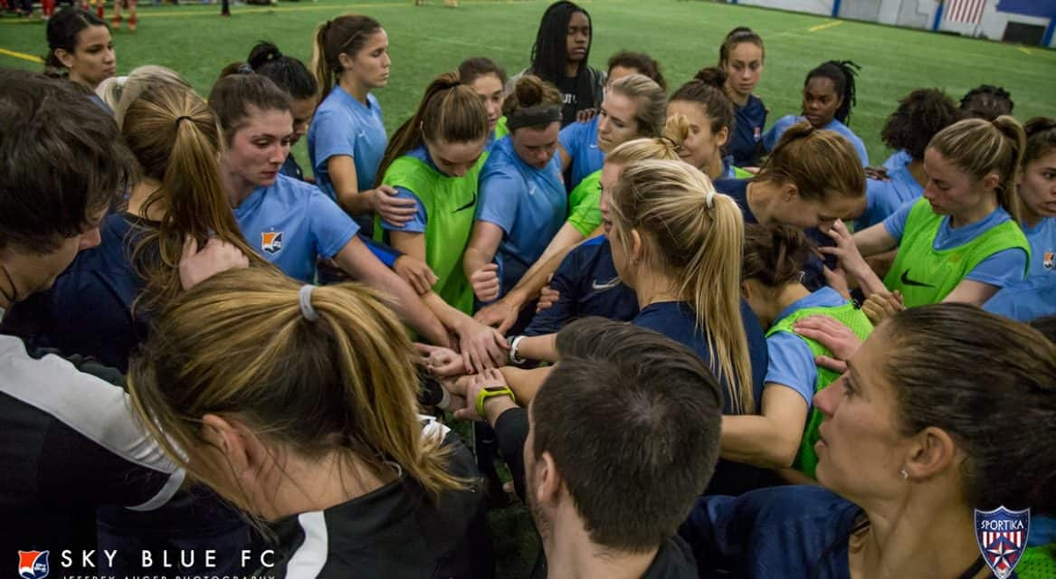 TRYING TO END A DROUGHT: Sky Blue FC, which hasn't reached playoffs in 4 years, kicks off season at North Carolina
