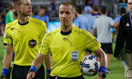 GETTING THE CALL: USA's Geiger, Marrufo, Anderson, Rockwell to officiate at the World Cup