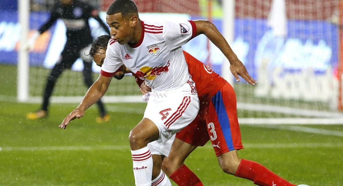 ROLLING ON: Red Bulls bounce Tijuana, reach CCL semifinals