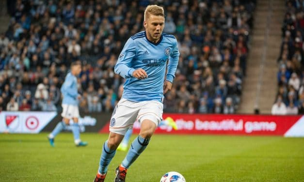 GOOD ENOUGH: NYCFC holds off Galaxy, 2-1