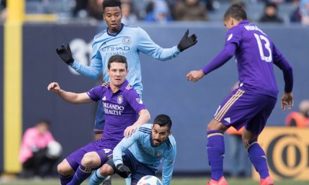 UNBEATEN IN THREE: Without Villa, NYCFC blanks Orlando City SC