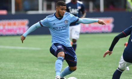 COMEBACK KIDS: NYCFC, Tajouri rally twice for 2-2 draw at Revs