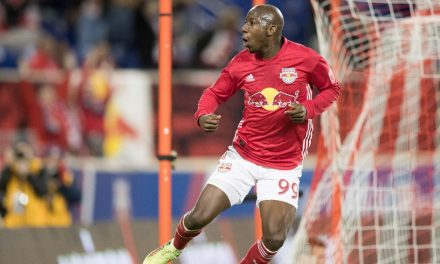 THE WRIGHT-PHILLIPS STUFF: BWP named MLS player of the week