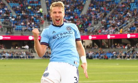 STILL UNBEATEN: Big 2nd-half, Johnson's saves lift NYCFC over Earthquakes