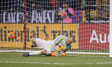 IT'S OVER: RSL snaps Red Bulls 5-game unbeaten streak to start the season