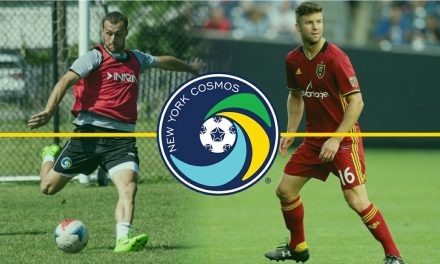 HE'S UNRETIRED: Wingert signs with Cosmos B, as does Bardic
