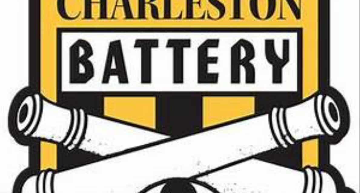 DOING THE CHARLESTON: Red Bulls II host Battery at RBA