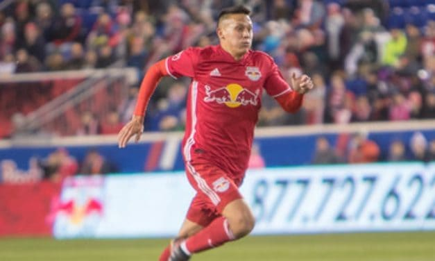 BACK TO THE BENCH: Red Bulls' depth to be tested vs. Minnesota again