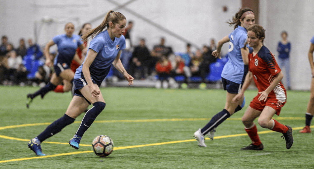 SIX WAS MORE THAN ENOUGH: Sky Blue FC rolls past St. John's women in preseason finale