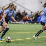 SIX WAS MORE THAN ENOUGH: Sky Blue FC rolls past St. John's women in preseason finale