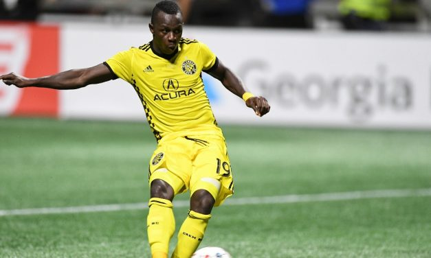 ROOM FOR ONE MORE: Kekutah Manneh added to U.S. men's training camp roster