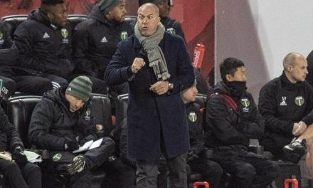 A NIGHTMARE RETURN: Savarese on the Timbers: 'an embarrassing match'