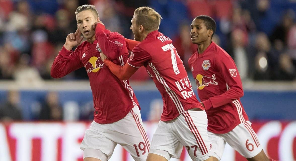Wright-Phillips lifts Red Bulls as Crew win again
