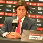 IN PRAISE OF THE RED BULLS: Chivas coach Almeyda: 'We could not find our style of play'
