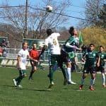GAME-CHANGER: Wojcik's 2 quick goals pace Cosmos' 5-1 win over LIU Post