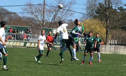 GAME-CHANGER: Wojcik's 2 quick goals pace Cosmos' 5-1 win over LIU Post