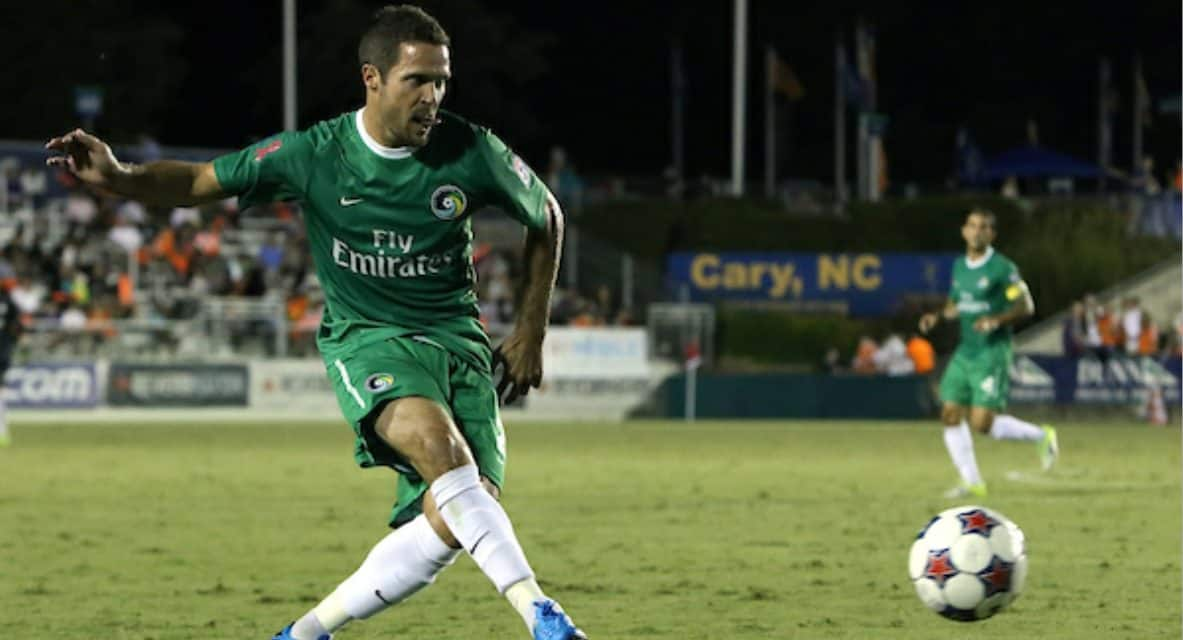 THIS HUNTER IS A SCOUT: Ex-Cosmos, Red Bulls defender to work with FC Cincinnati