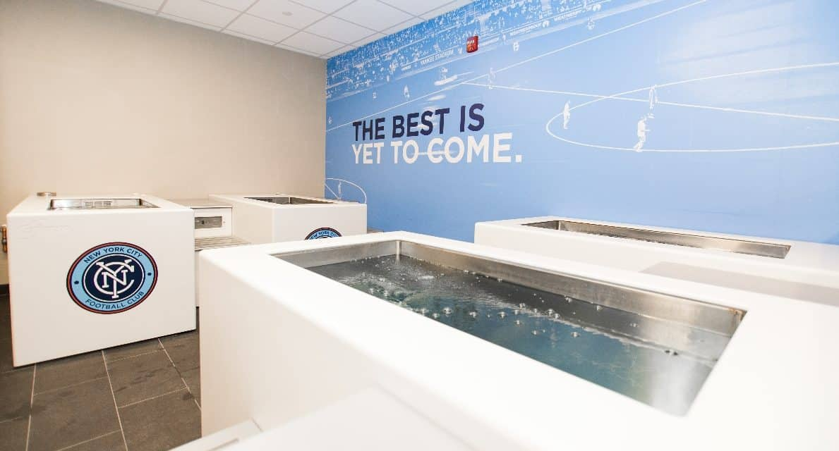 ONE QUICK LOOK: At NYCFC's new training center