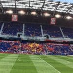 FOLLOWING EXECUTIVE ORDERS: Red Bulls' statement on limiting outdoor events to 500