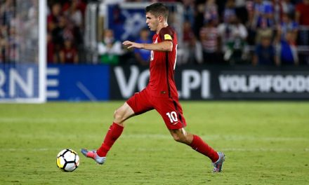 BOUNCING BACK: Pulisic goal sparks Borussia win over Stuttgart