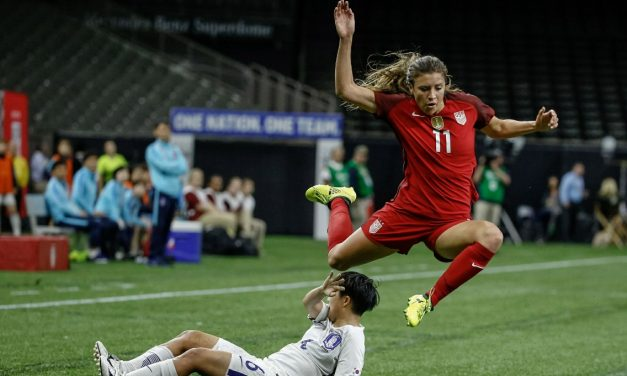 PLAYER OF THE WEEK: NWSL honors Red Stars' Huerta