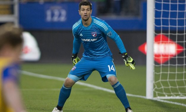 A FAMILIAR NEMESIS: Ex-Cosmos star GK Maurer, who bounced NYCFC from Open Cup twice, downplays the past