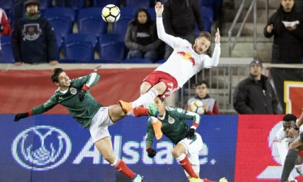 FALLING SHORT: Red Bulls lose in CCL semifinals after 0-0 draw