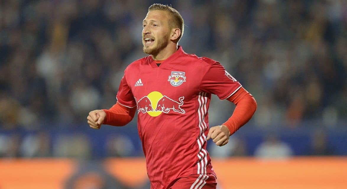 DODGING A BULLET OR TWO: Kaku's late PK saves Red Bulls in win after losing 2-0 lead
