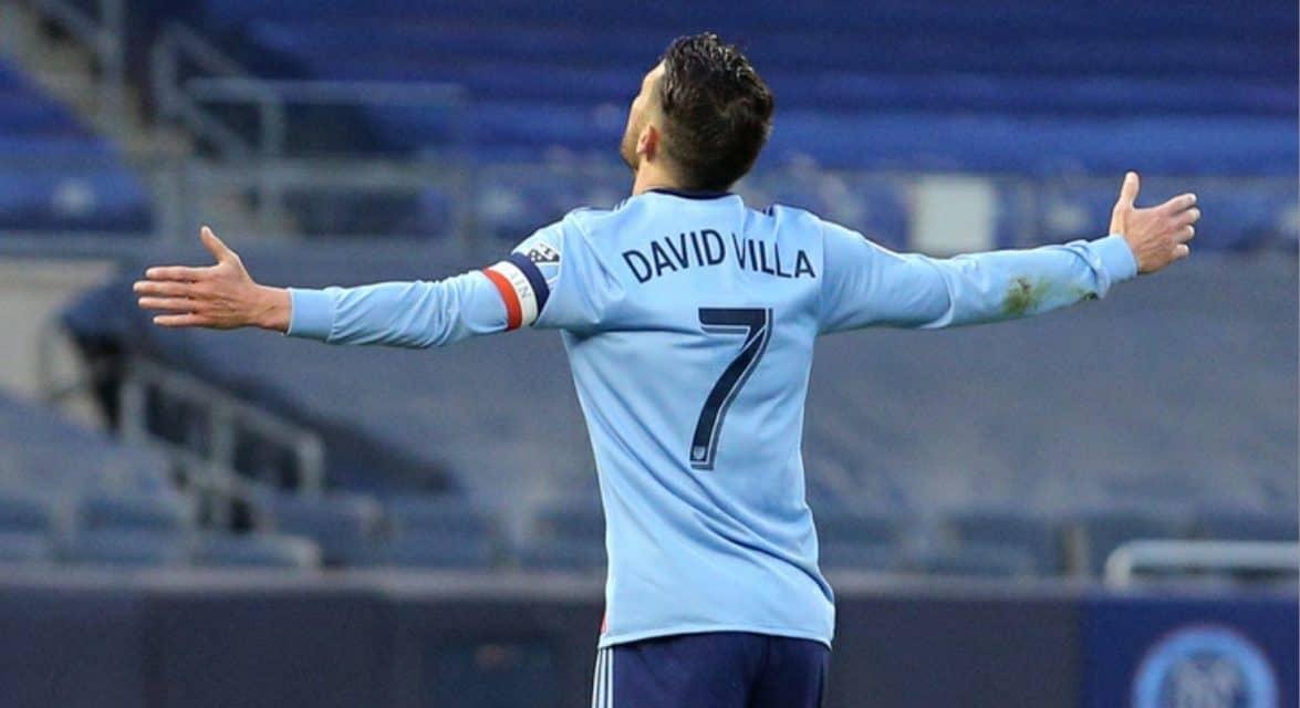 AGELESS WONDER: Villa's secret? Attitude and desire, Vieira says