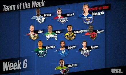 OH, DANNY BOY: Reno 1868's Musovski named USL player of the week